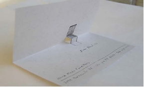 furniture company card