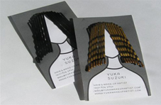 hairstylist card