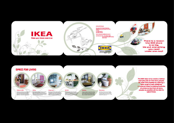 IKEA Promotional Brochure