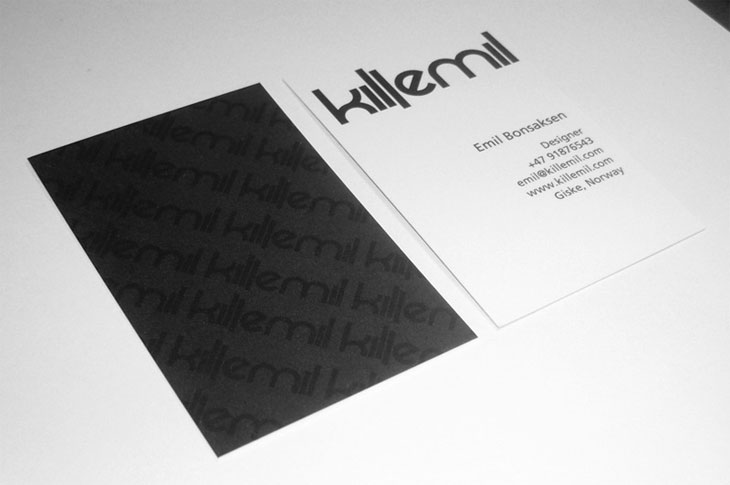 Killemil Business Card