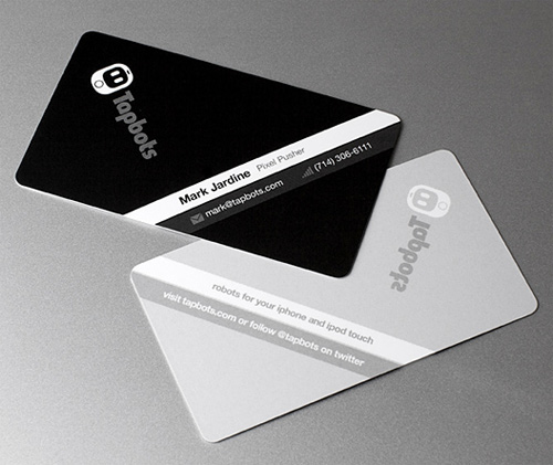 Tapbots Business Card