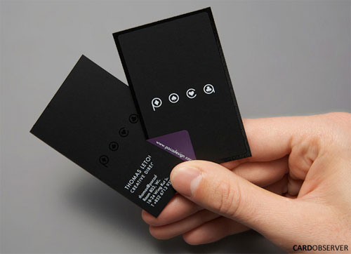 Poca Design Business Card