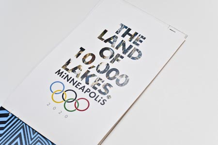 The Land of 10,000 Lakes Postcard by Taylor Pemberton