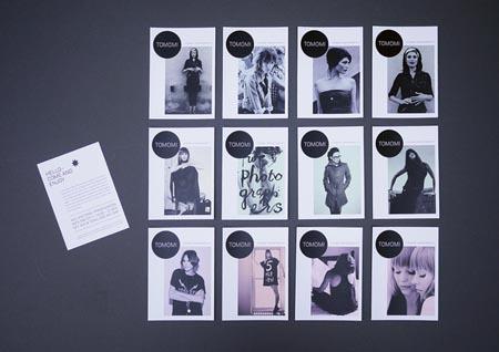 Tomomi Postcards by Are We Designer