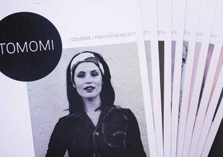 Tomomi Promotional Postcard