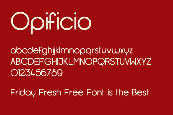 20 Free Fonts for Fabulous Business Cards - Opificio