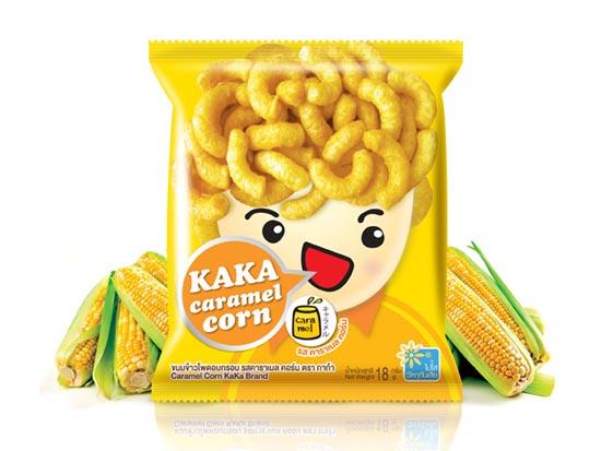 Kaka Caramel Corn