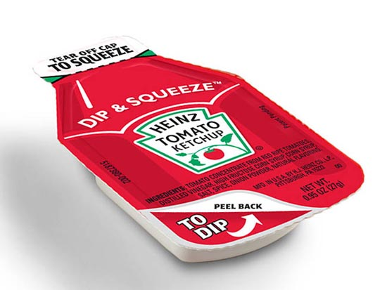 Heinz Dip & Squeeze