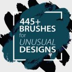 455+ Random Brushes for Unusual Design Needs