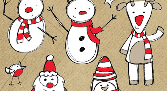 Christmas Designs.Best Free Christmas Vectors For Holiday Design Printplace