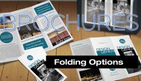 Brochure Folding Options