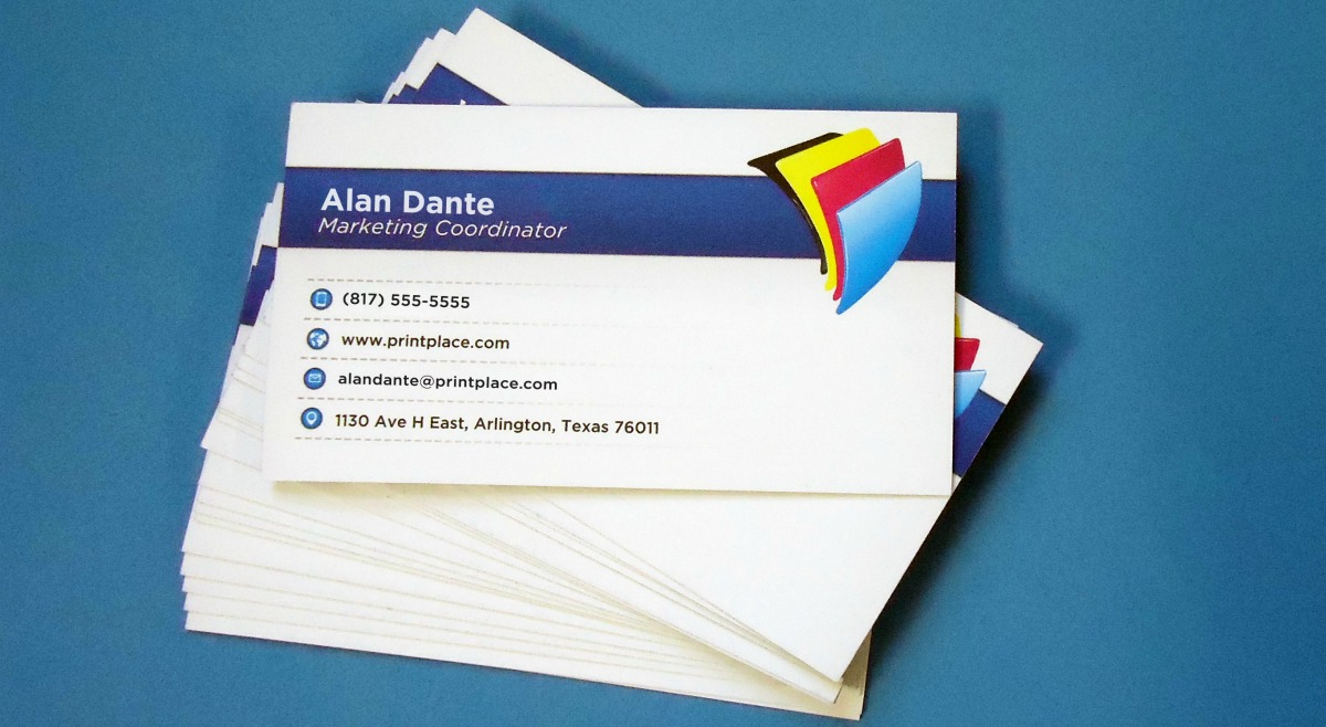 Business cards, business cards, everywhere | PrintPlace