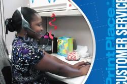 PrintPlace Customer Service Representative