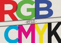 RGB vs CMYK: What you need to know for online printing