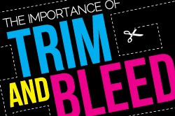 Graphic Design: Trim and Bleed Tips