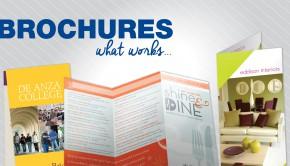 Brochure Printing: What Works