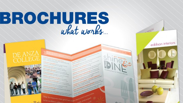 Brochure Printing: What Works