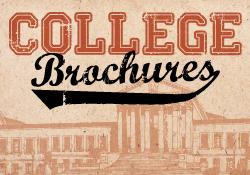 College Marketing Brochures