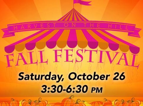 Fall Festival Postcard