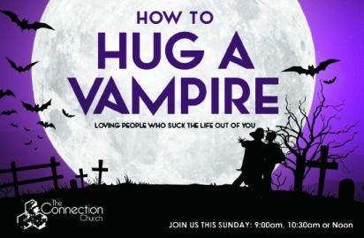 Halloween Event Postcard