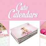 Calendar printing: Cute puppies and a good cause