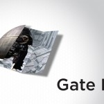 How to make a gate fold