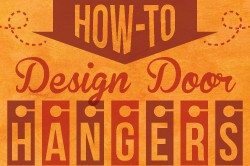 Door Hanger Design Tips