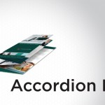 How to make an accordion fold