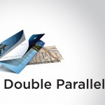How to make a double parallel fold