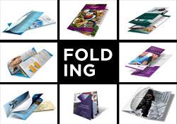 Brochure Folding Styles
