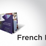 How to make a French fold