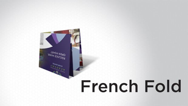 French Fold Brochure