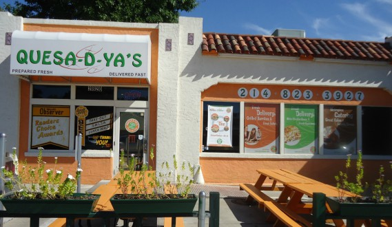 Quesa-D-Ya's Restaurant
