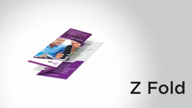 Z-Fold Brochure