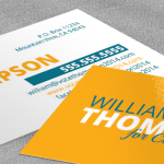 3 business card design tips for a new look