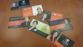Ceda Realty Business Cards
