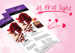 Spa Rack Cards