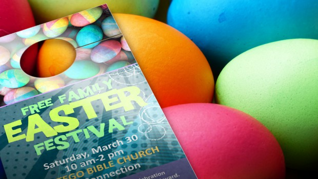 Church Marketing Easter Ideas