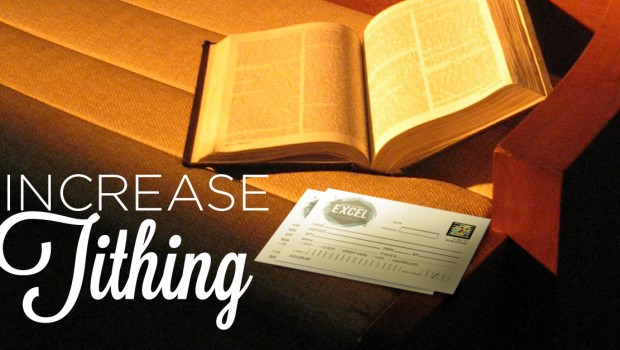 Custom church envelopes