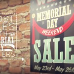 Boost your Memorial Day sales with posters