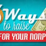 3 ways to raise money for your nonprofit