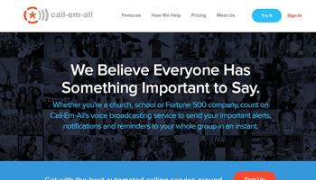 Call-Em-All.com