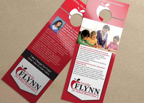 Door Hanger  Education Apple Id  Printplace