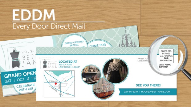 EDDM Postcard