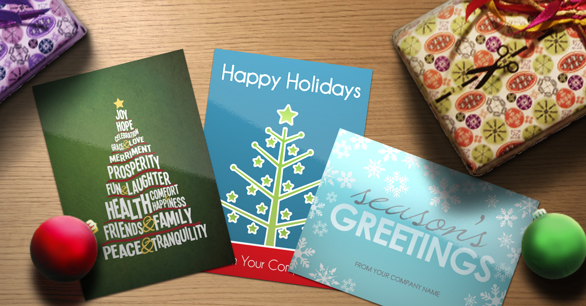 Company Greeting Cards