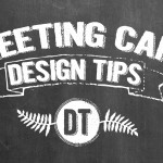 Greeting card design tips