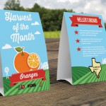 Eye-Catching Table Tent Designs