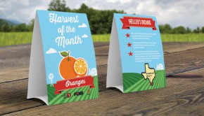Summer Table Tents