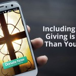 Including mobile giving is easier than you think