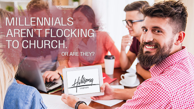 PPL - Millennials Aren't Flocking to Church, or Are They